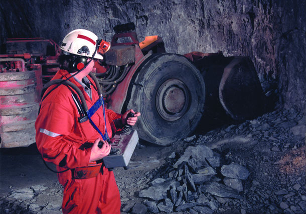 Remote Control Solutions for Underground Mining Environments​