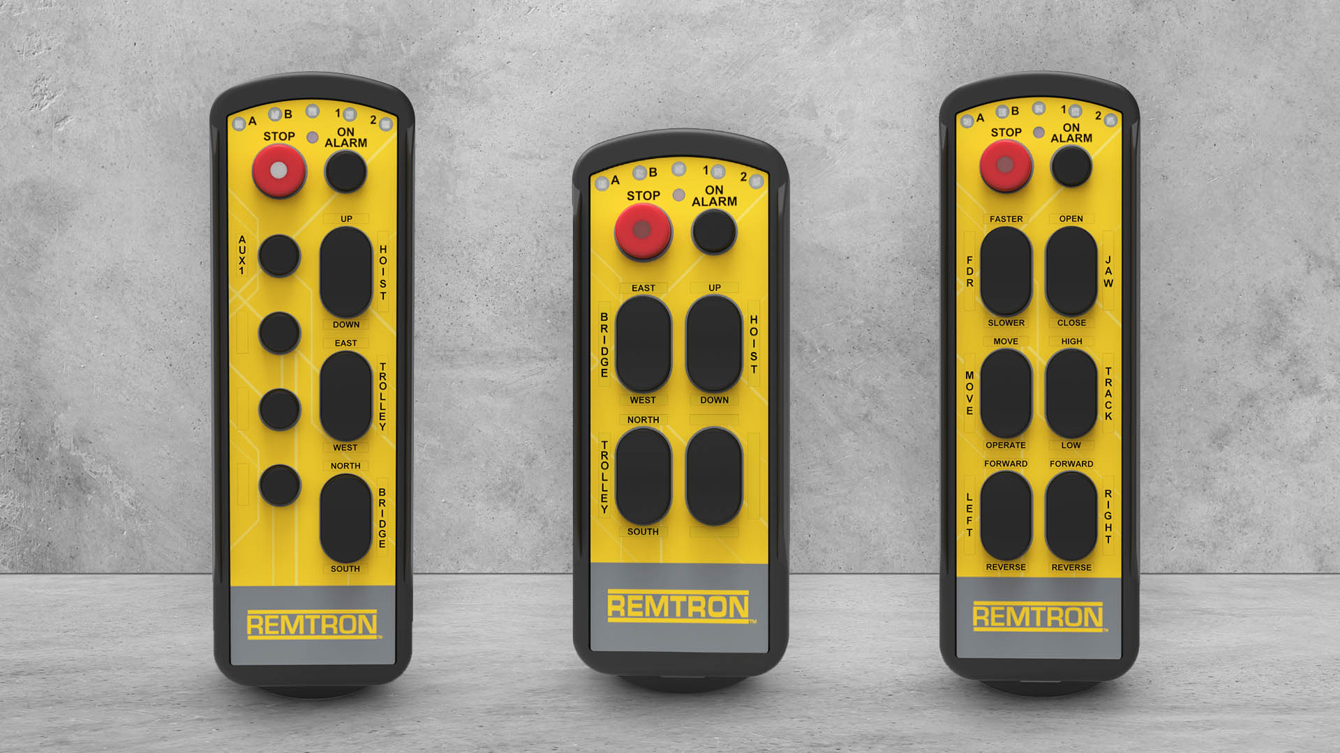 Cattron - Remtron Family of Controllers